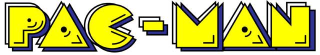 pacman logo - photo #25