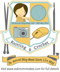 knitting blog week 2014